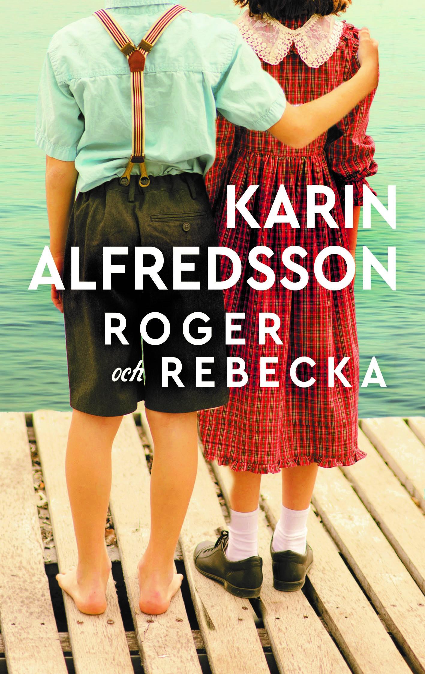 Omslag Roger och Rebecka